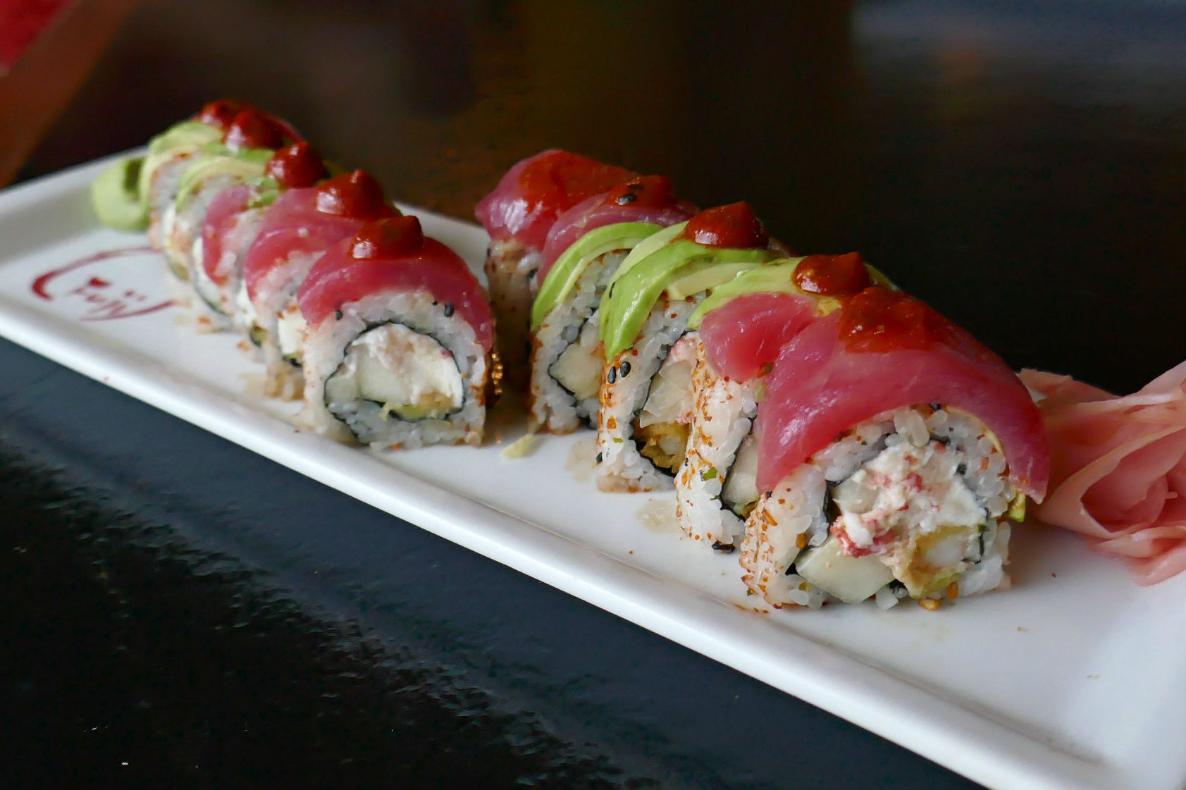 sushi special roll